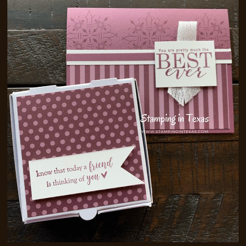 Fresh Fig, 2017-2019 In-Colors Stampin' Up!
